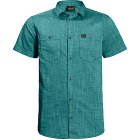 Jack Wolfskin Emerald Lake Shirt Herren emerald green